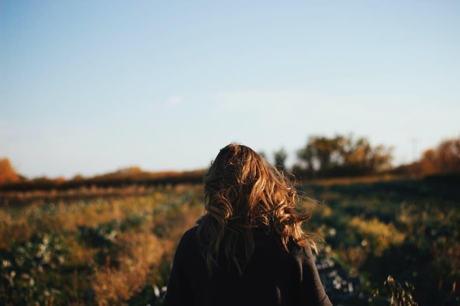 Je Zal Spijt Krijgen Dat Je Het Meisje Bent Kwijtgeraakt Dat Te Hard Probeerde Je Te Behouden