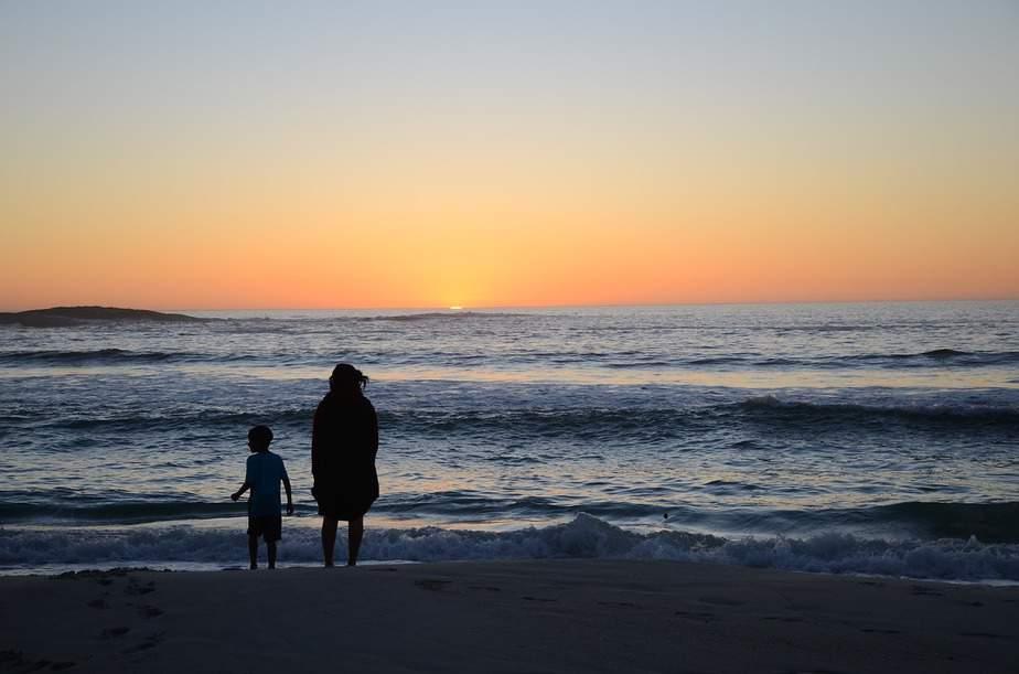 Er Is Een Sterke Man Voor Nodig Om Het Hart Van Een Alleenstaande Moeder Te Veroveren
