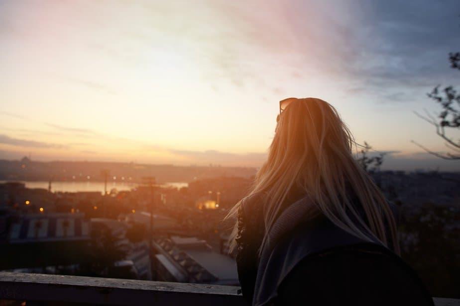 Wanneer Een Sterke Vrouw Er Klaar Mee Is, Zal Ze Nooit Meer Antwoorden