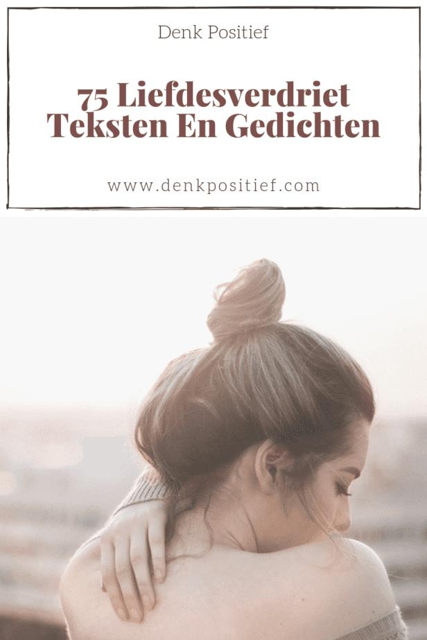 75 Liefdesverdriet Teksten En Gedichten