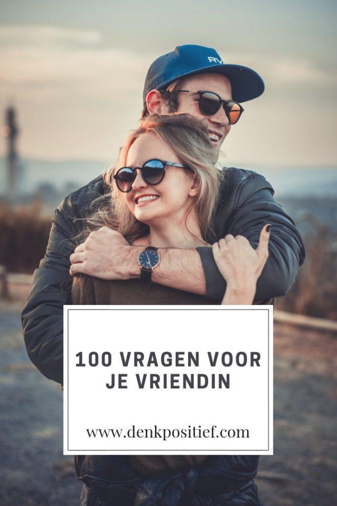 100 Vragen Voor Je Vriendin