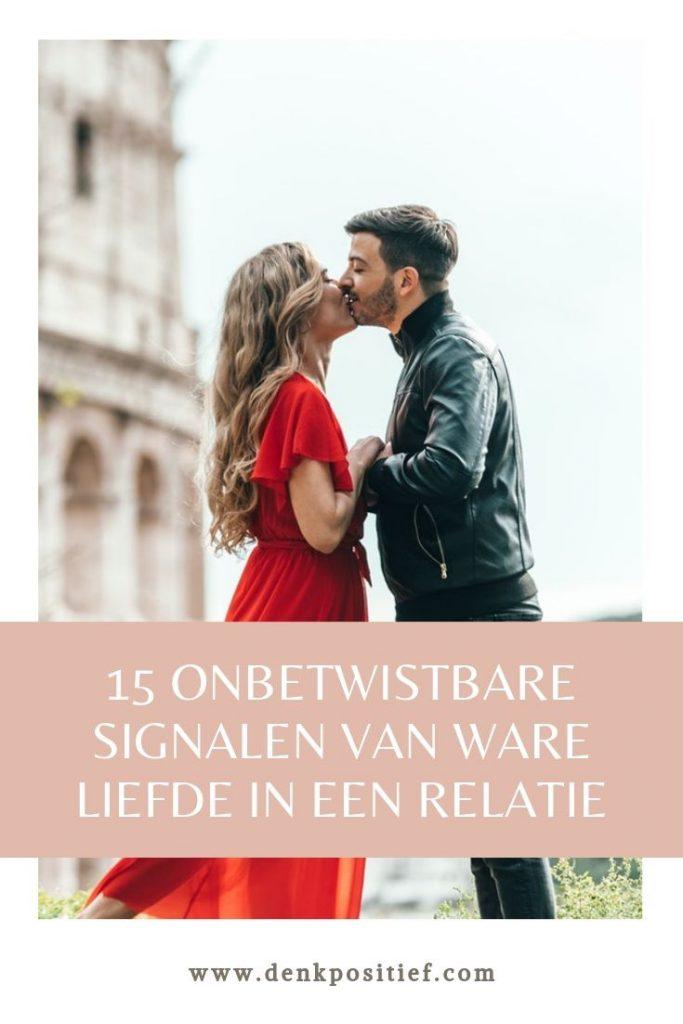 15 Onbetwistbare Signalen Van Ware Liefde In Een Relatie