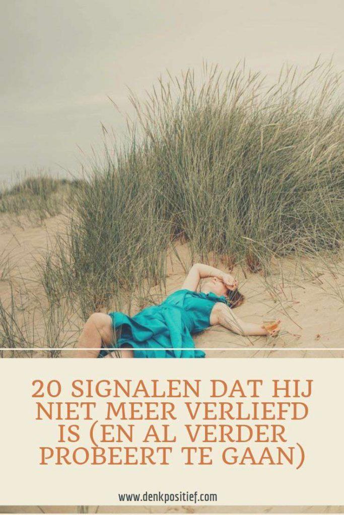 20 Signalen Dat Hij Niet Meer Verliefd Is (En Al Verder Probeert Te Gaan)