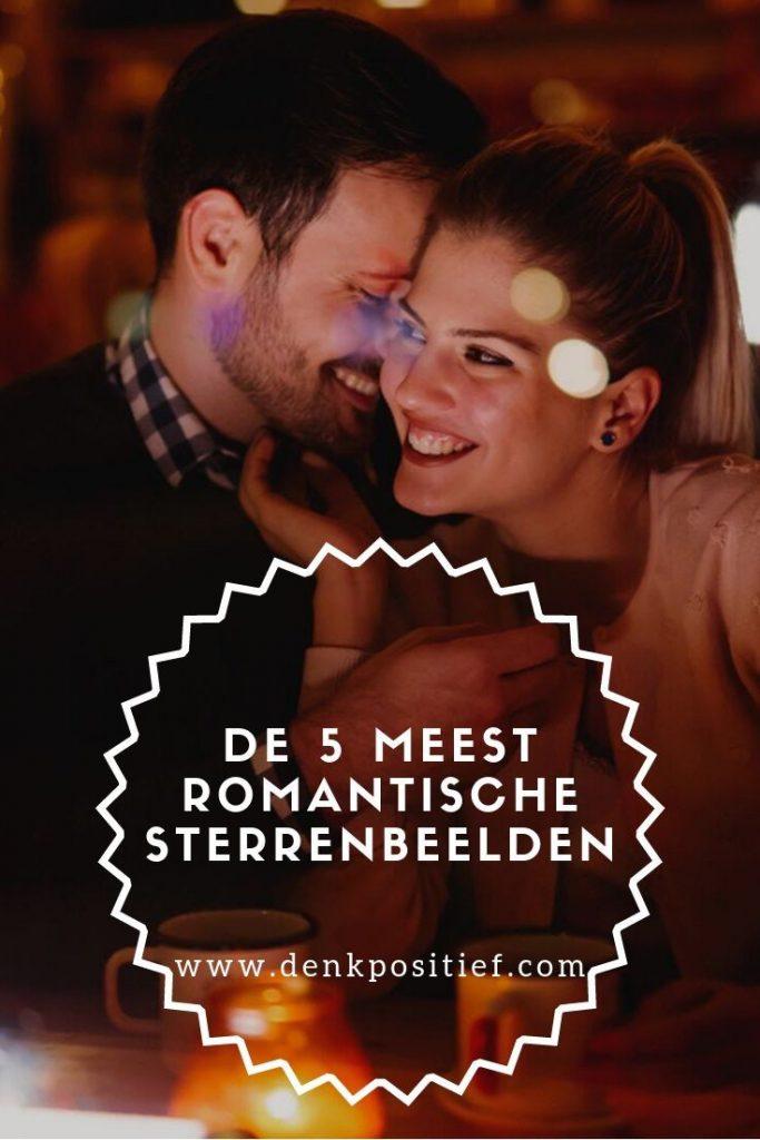 De 5 Meest Romantische Sterrenbeelden