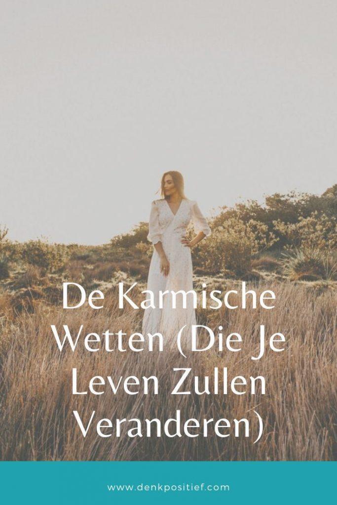 Karma: De Karmische Wetten (Die Je Leven Zullen Veranderen)
