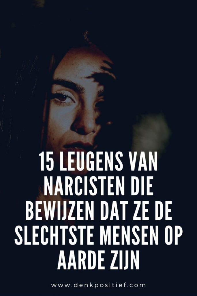 15 Leugens Van Narcisten Die Bewijzen Dat Ze De Slechtste Mensen Op Aarde Zijn