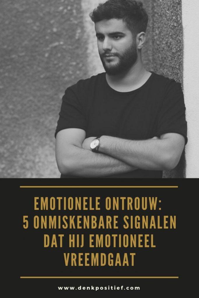 Emotionele Ontrouw: 5 Onmiskenbare Signalen Dat Hij Emotioneel Vreemdgaat