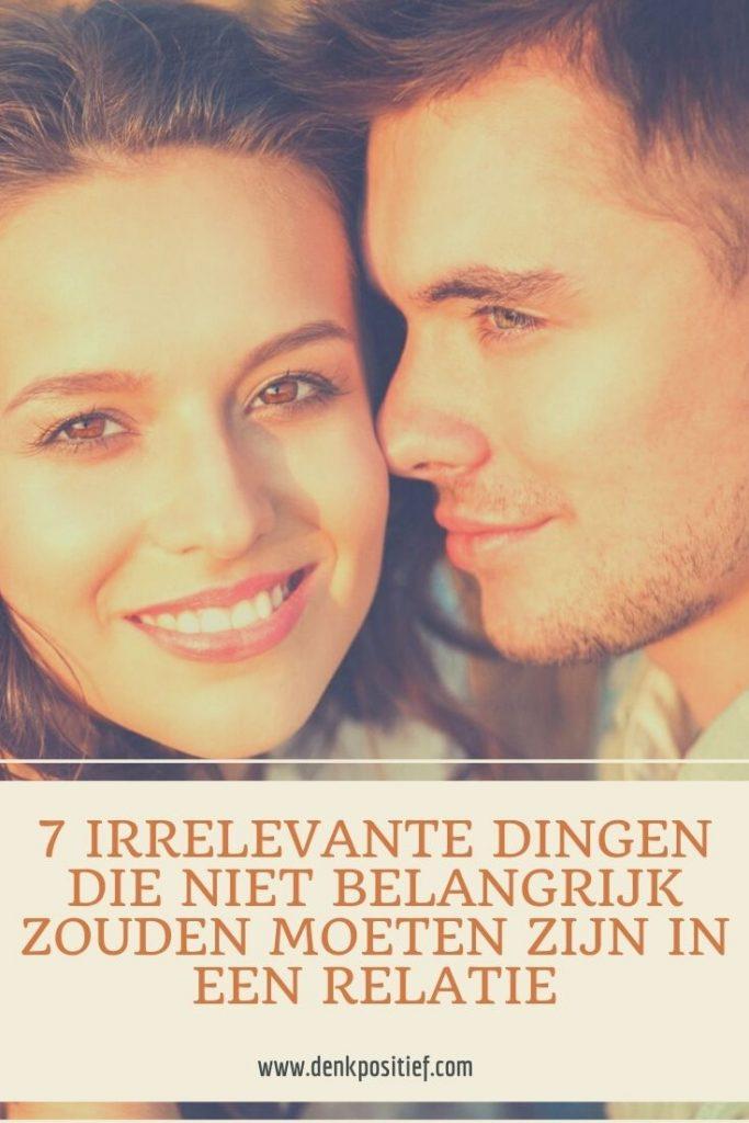 7 Irrelevante Dingen Die Niet Belangrijk Zouden Moeten Zijn In Een Relatie