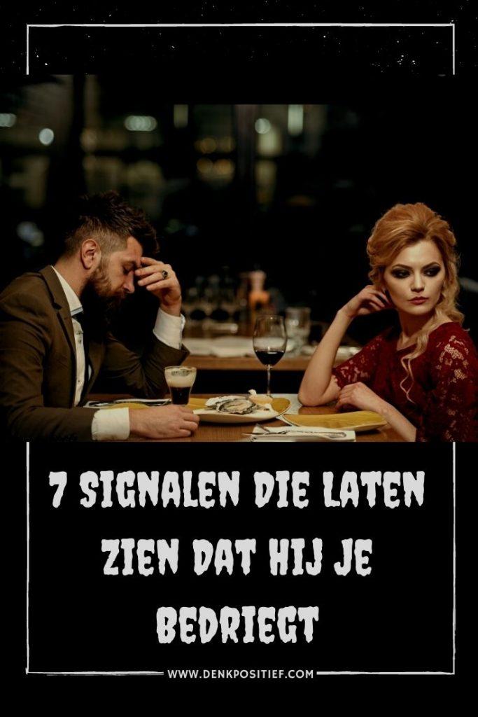 7 Signalen Die Laten Zien Dat Hij Je Bedriegt