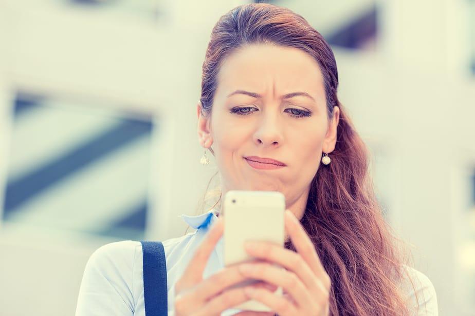 6 Meest Voorkomende Redenen Waarom Hij Plotseling Je Berichtjes Negeert