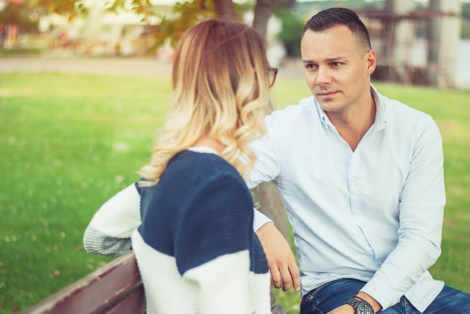 6 dingen die je nooit tegen je vriend over je ex moet zeggen
