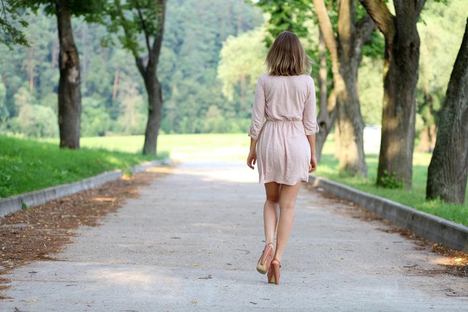 Als Een Vrouw Genoeg Heeft Gehad, Zal Ze Weglopen