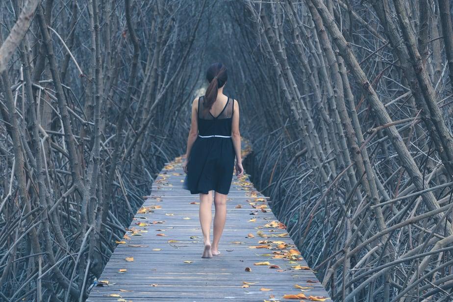 Ik Zal Niet Teruggaan, Omdat Weggaan Minder Pijn Doet Dan Vasthouden